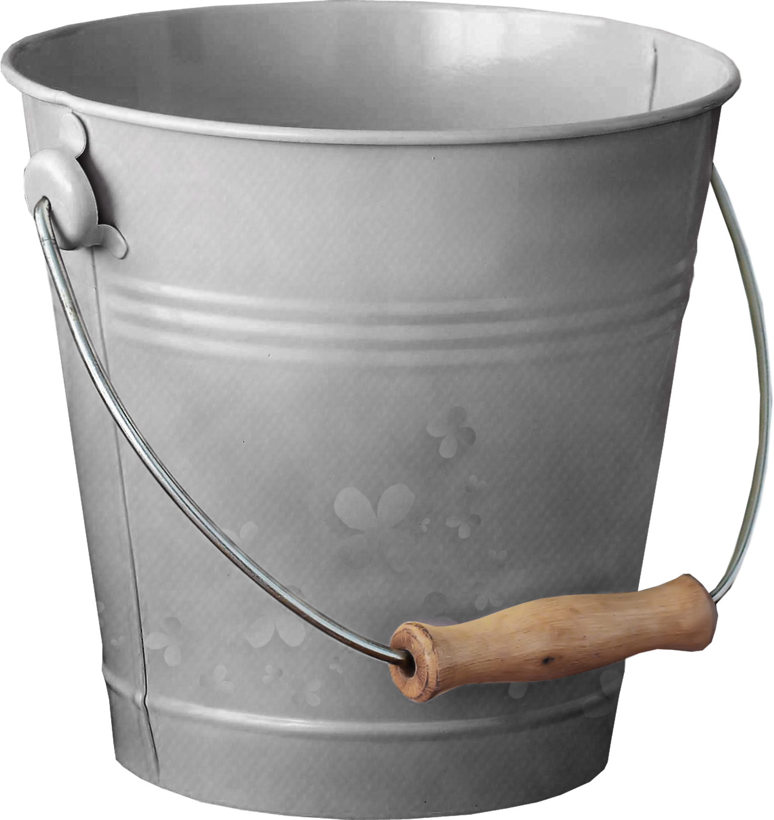 iron bucket PNG image free download - Bucket PNG