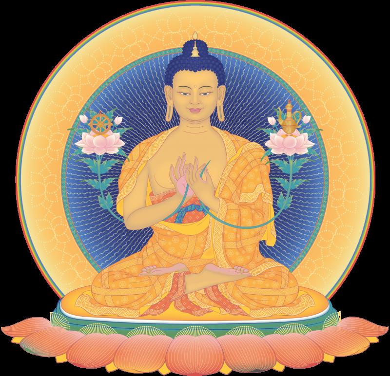Buddha Maitreya - Buddhism PNG