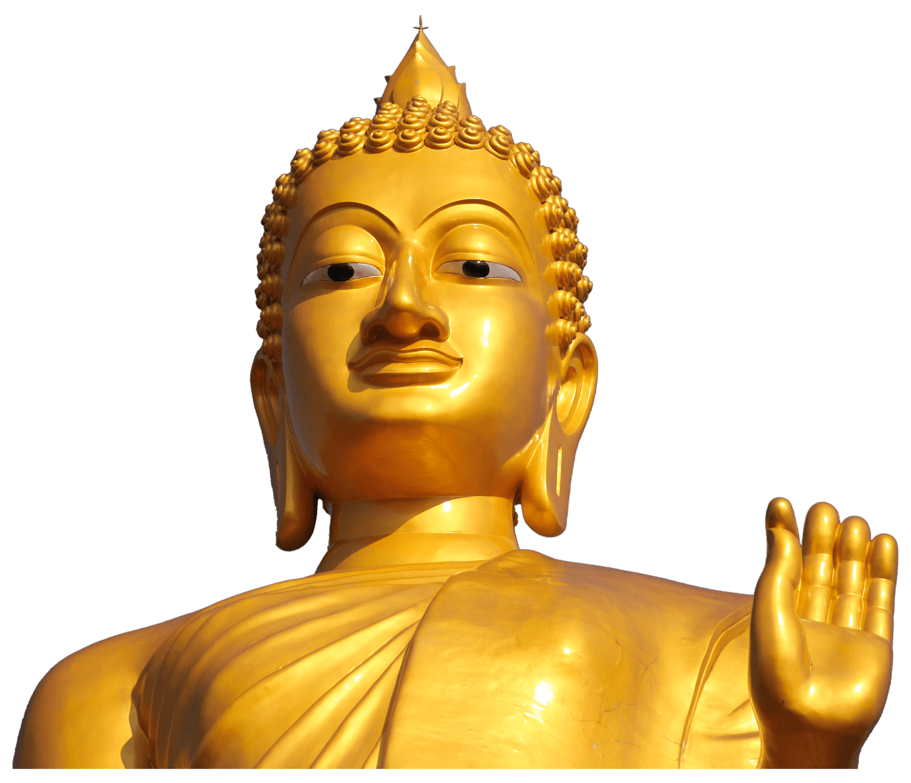 Large Buddha - Buddhism HD PNG