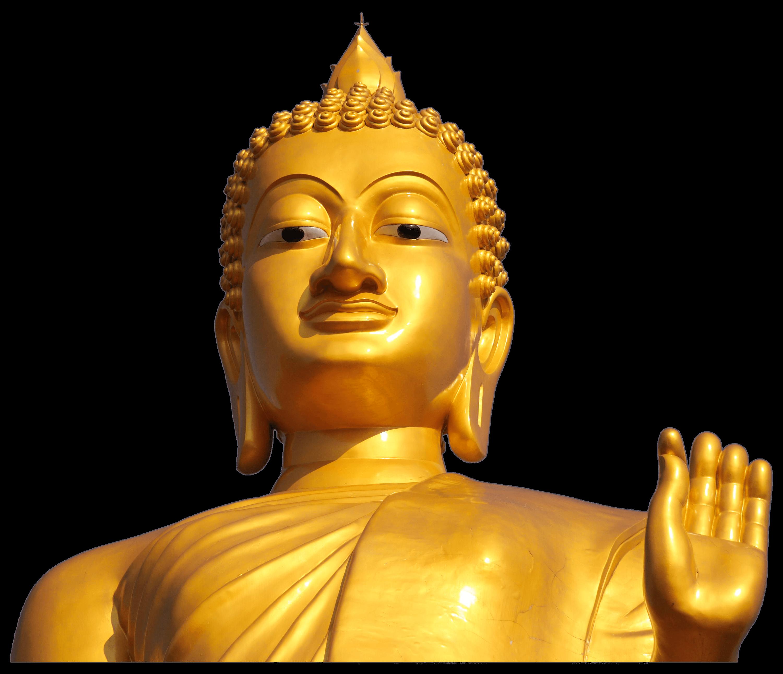 Large Buddha - Buddhism HD PNG