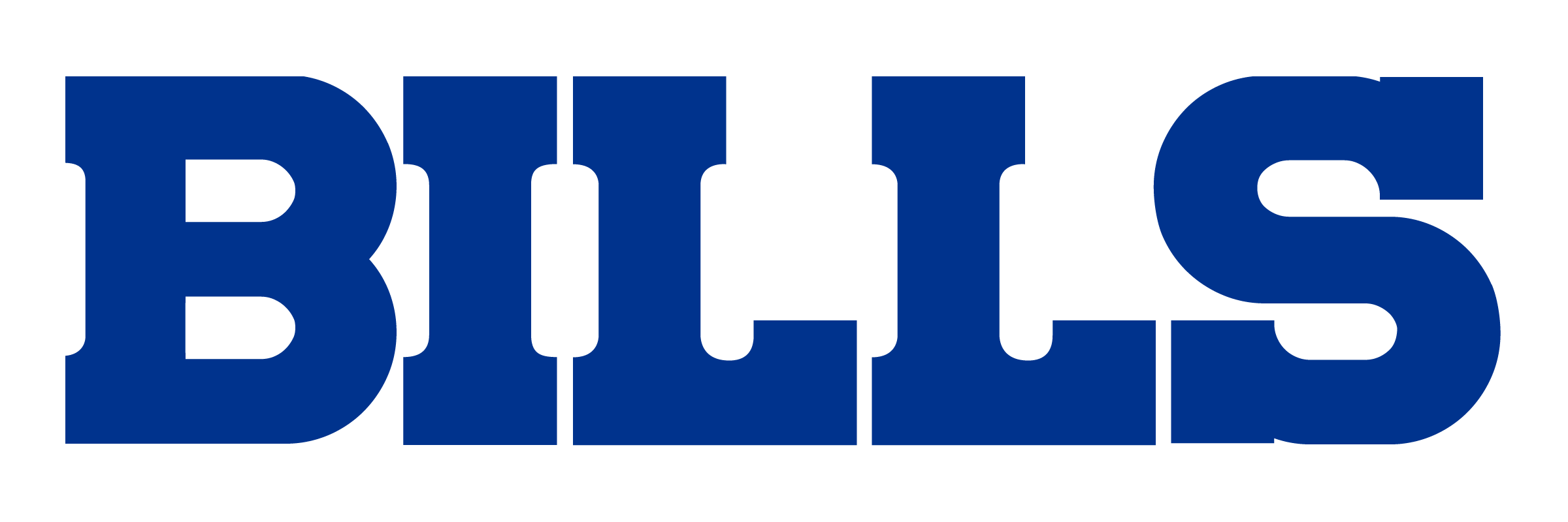 Buffalo Bills logo font - Buffalo Bills PNG