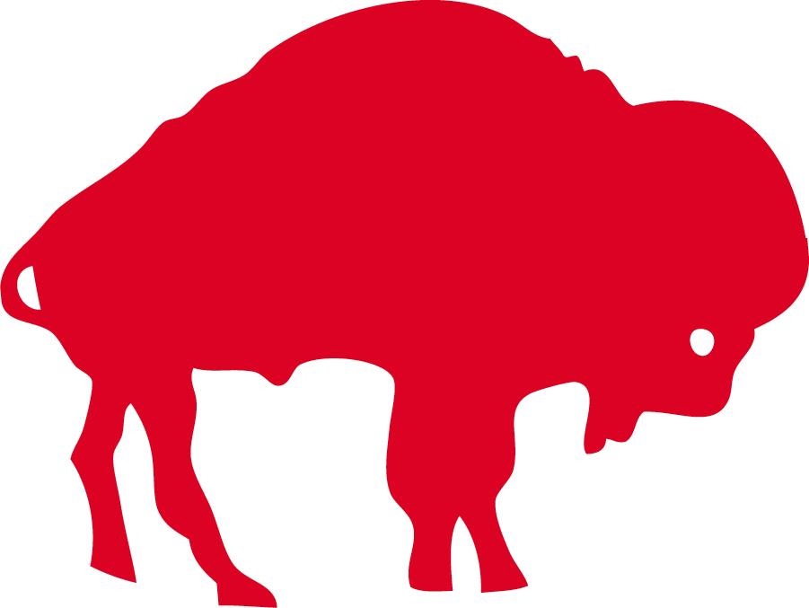 . PlusPng.com standing buffalo PlusPng.com  - Buffalo Bills PNG