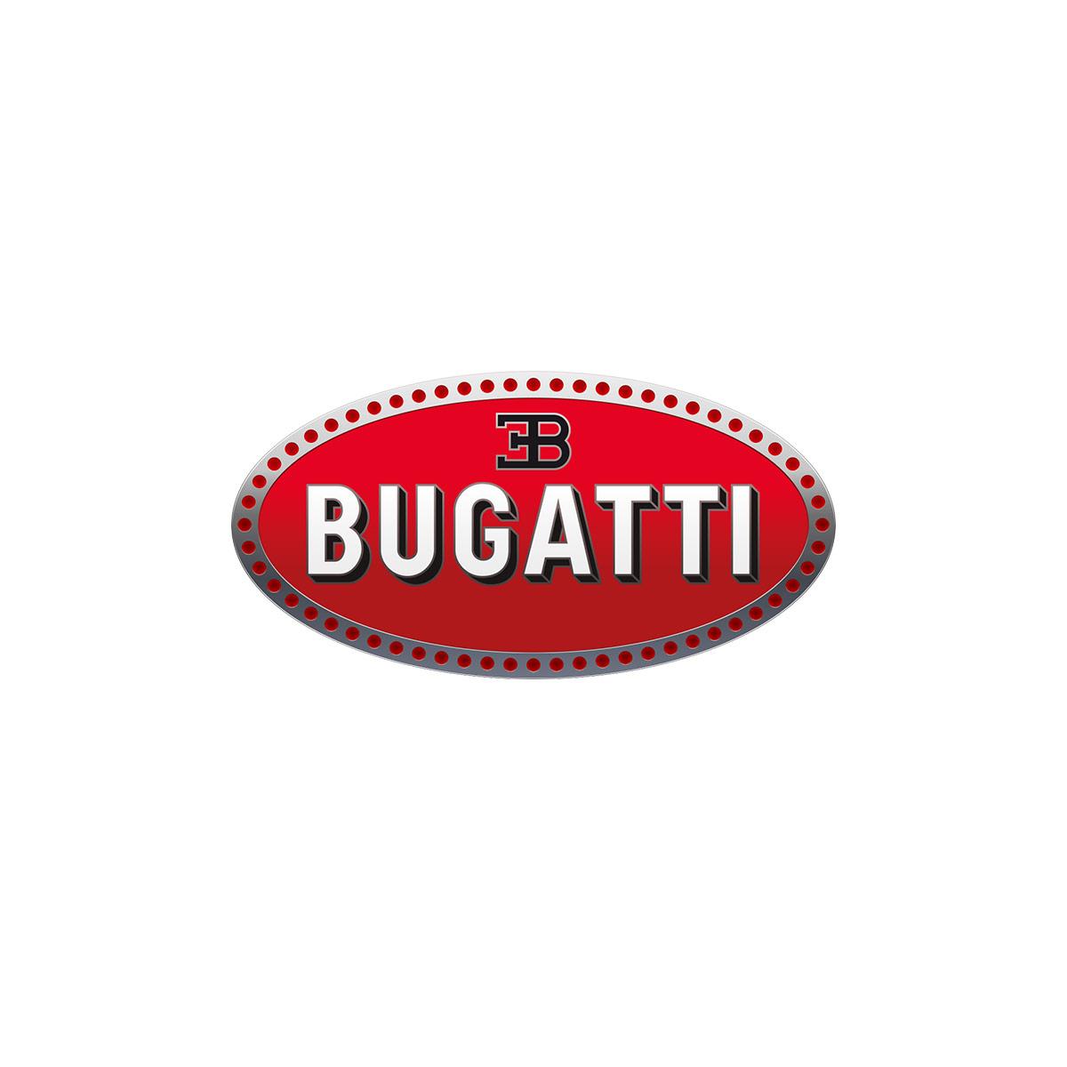 Bugatti Logo PNG - 107099