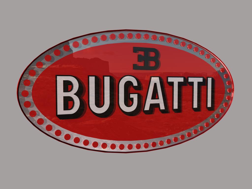 Bugatti Logo PNG - 107108