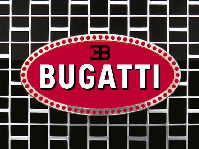 Bugatti Logo PNG - 107106