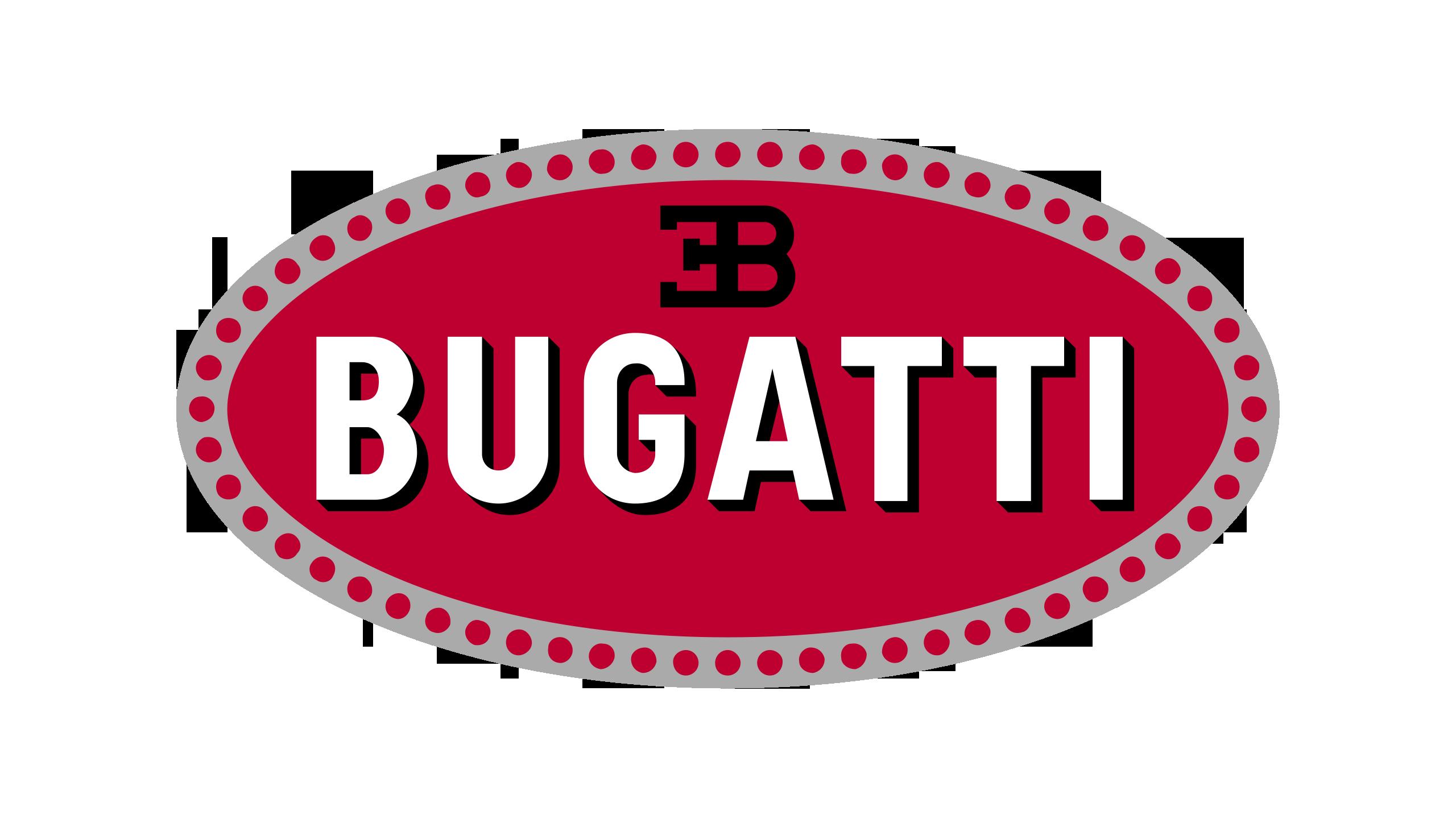 Bugatti Logo PNG - 107095