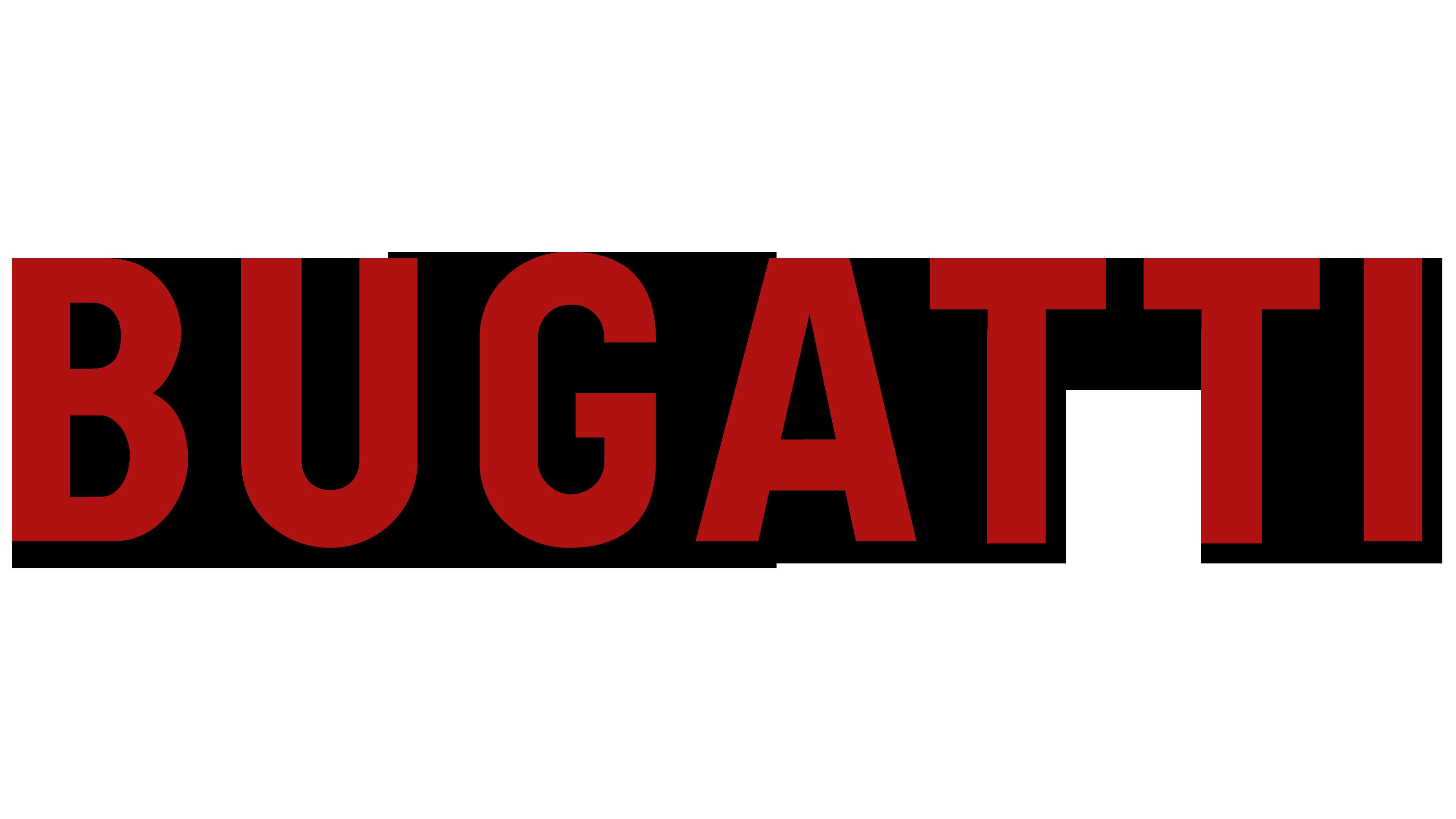 Bugatti Logo PNG - 107102