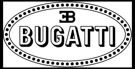 Bugatti - Bugatti Vector PNG