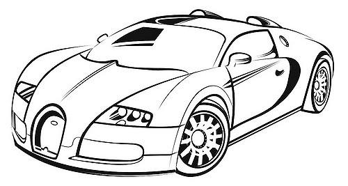 Bugatti clipart free clip art - Bugatti Vector PNG
