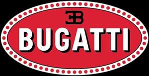 Bugatti Logo Vector - Bugatti Vector PNG
