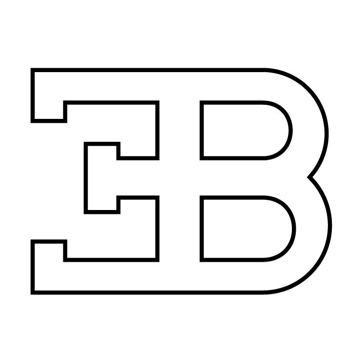 free vector Bugatti eb 0 - Bugatti Vector PNG