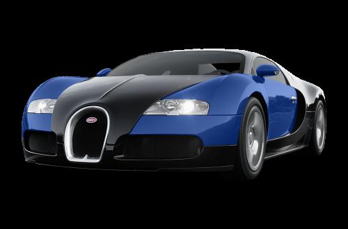 2007 Bugatti Veyron 16.4 - Bugatti Veyron PNG