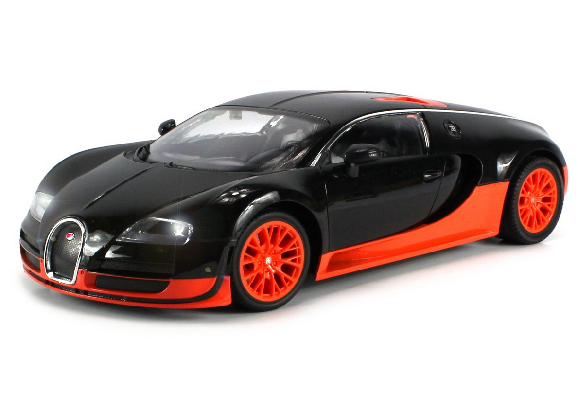 Bugatti Veyron 16.4 Super Sport Electric RC Car Big 1:12 Scale | Tunguz  Review | Technology, Science, and Gadgets - Bugatti Veyron PNG