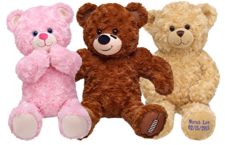 Build A Bear PNG - 163455