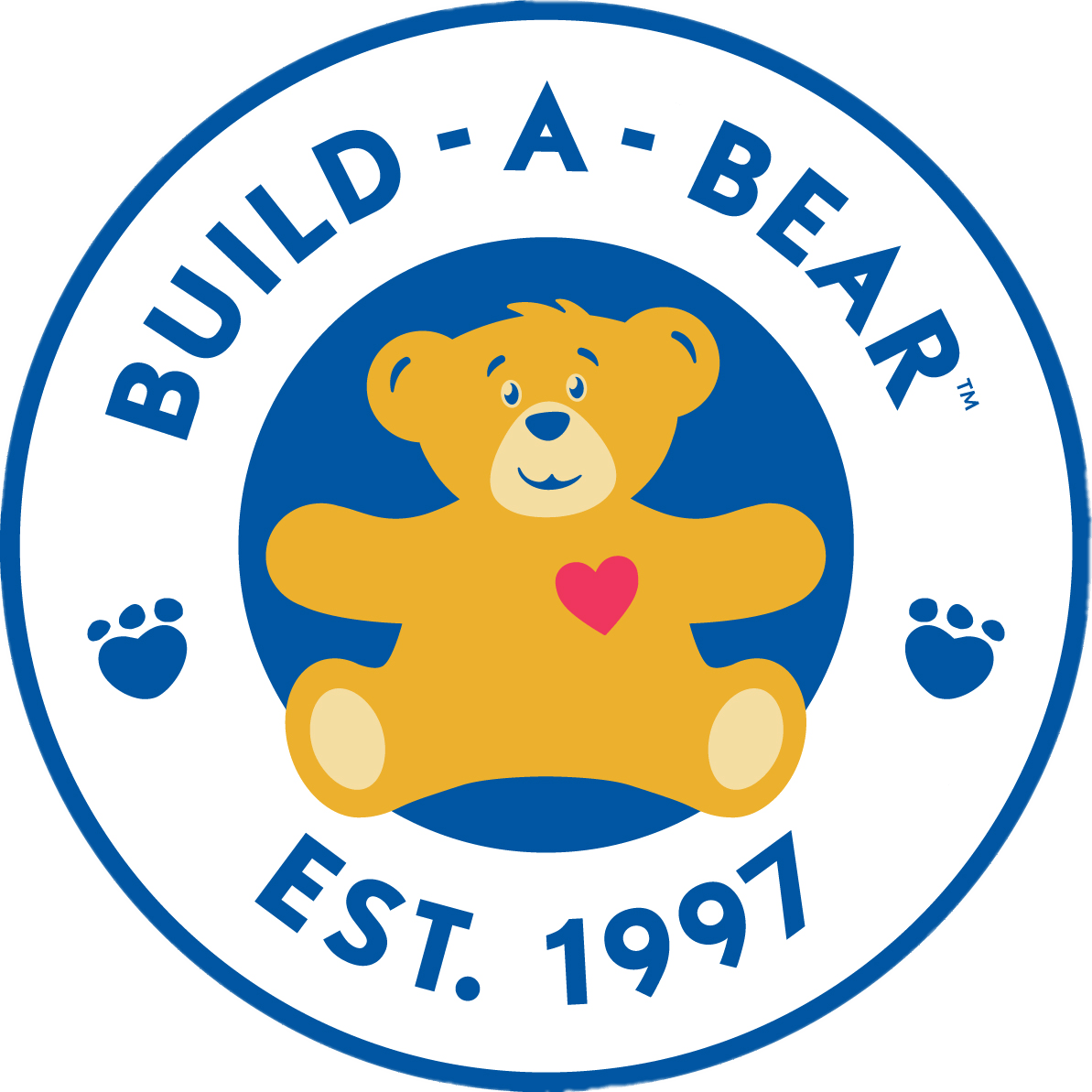 Build A Bear Logo - Build A Bear PNG
