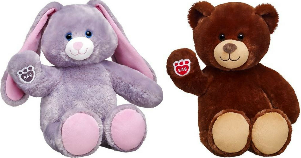 If youu0027re signed up to receive Build-A-Bear emails be sure to check you  inbox for a possible offer on a FREE Make-Your-Own Furry Friend (up to $12  PlusPng.com  - Build A Bear PNG
