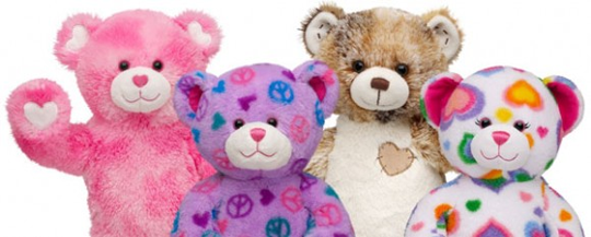 The PlusPng.com  - Build A Bear PNG