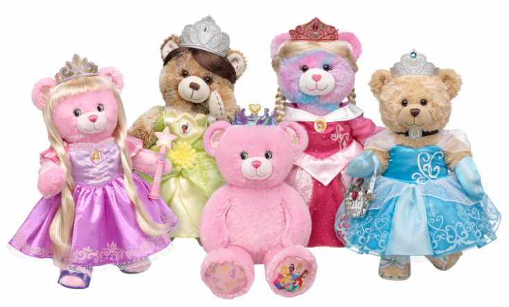 Today only, Build-A-Bear is r