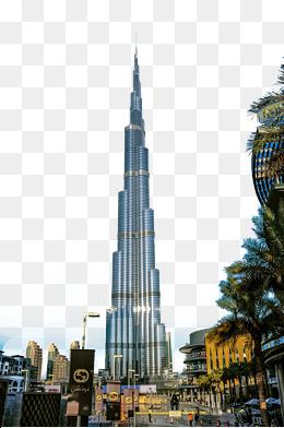 Dubai Building, Image, Natura