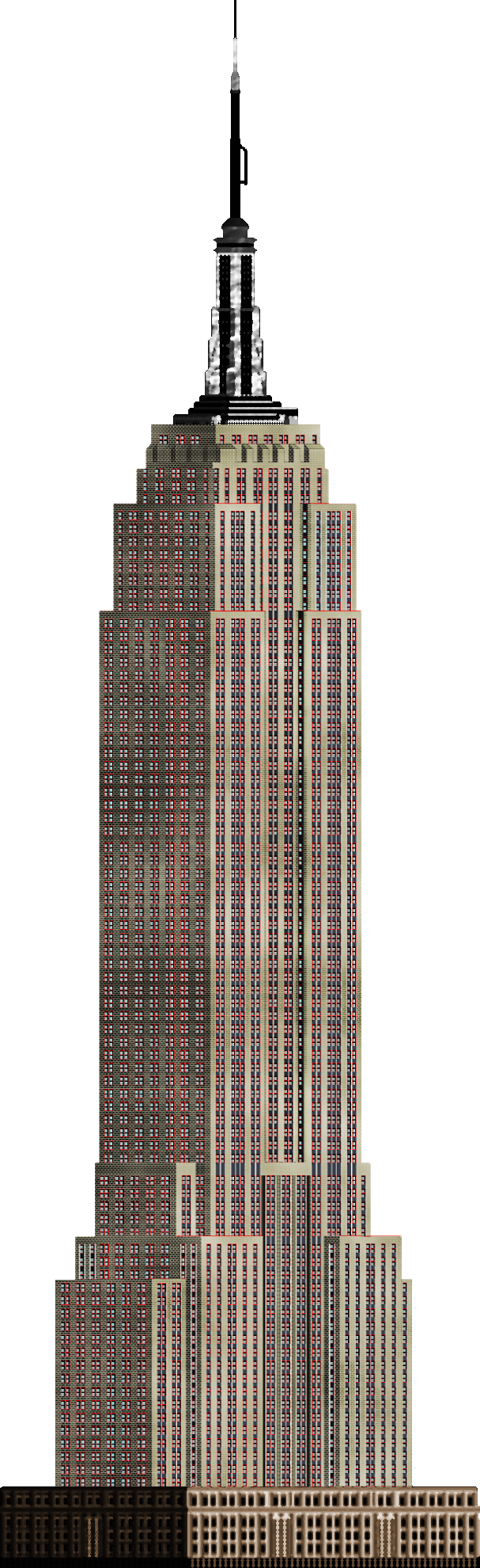 Skyscraper PNG - Building HD PNG