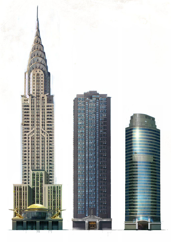 Buildings PNG HD - 142192