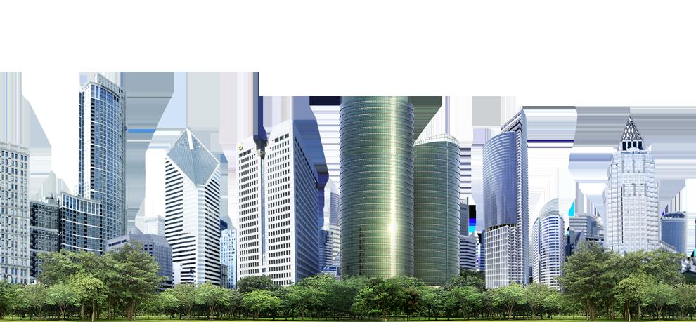 Buildings PNG HD