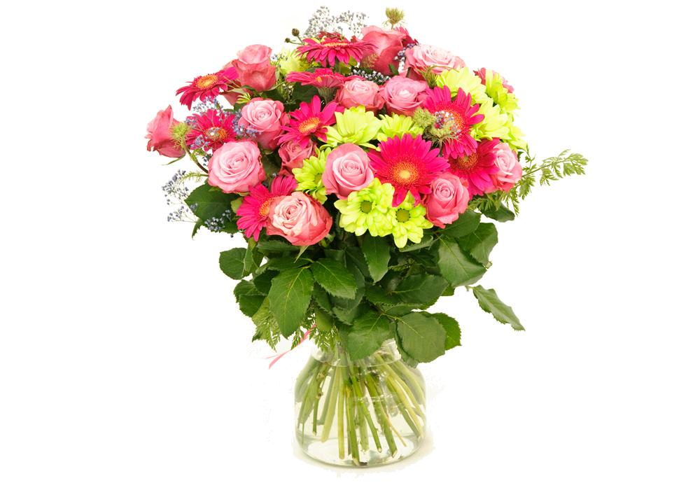 Bukiet Kwiatow PNG-PlusPNG.com-1000 - Bukiet Kwiatow PNG