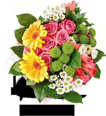 Bukiet Kwiatów - Bukiet Kwiatow PNG
