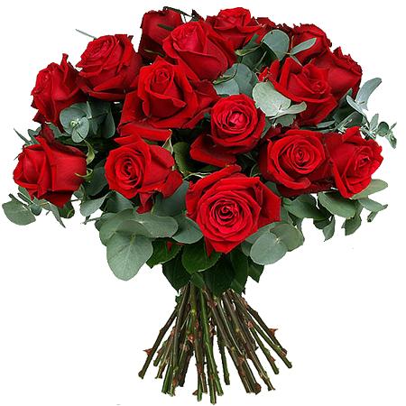 Róże - Bukiet Kwiatow PNG
