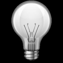 Bulb Icon - Bulb HD PNG