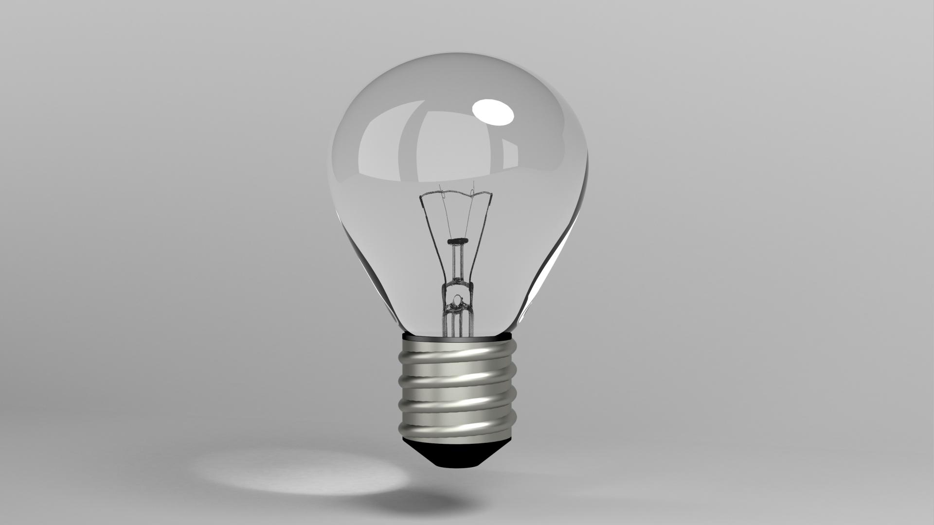 light-bulb.png - Bulb HD PNG