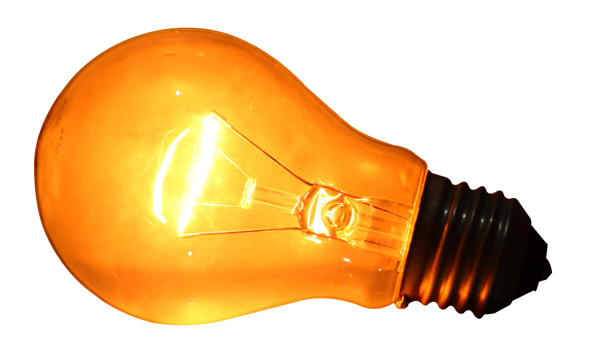 Light Bulb PNG Transparent Image - Bulb HD PNG