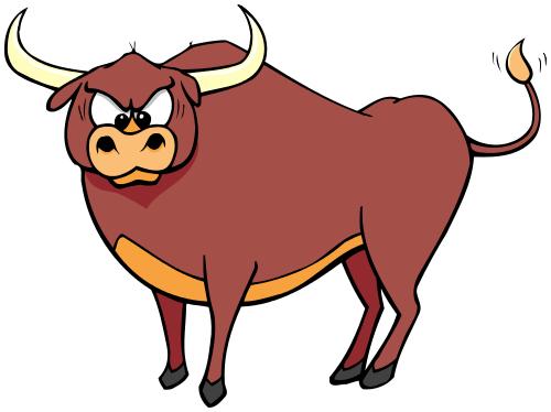 Bull PNG-PlusPNG.com-500 - Bull PNG