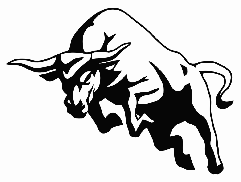 Bull charge More - Bull PNG