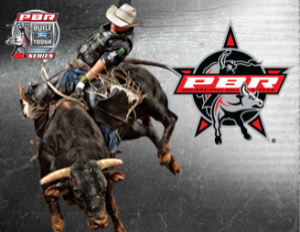 ProfessionalBullRiders_2016 - Bull Riding PNG HD