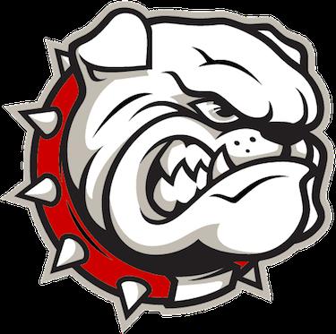 File:McPherson Bulldogs Logo.png - Bulldog PNG