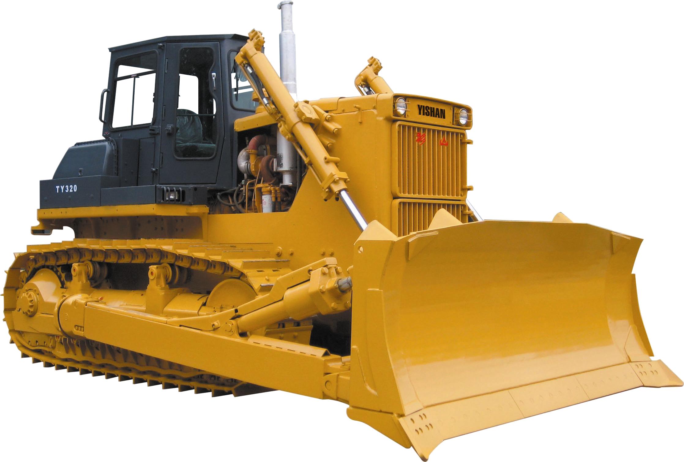 Bulldozer High Quality PNG 16777 - Bulldozer HD PNG