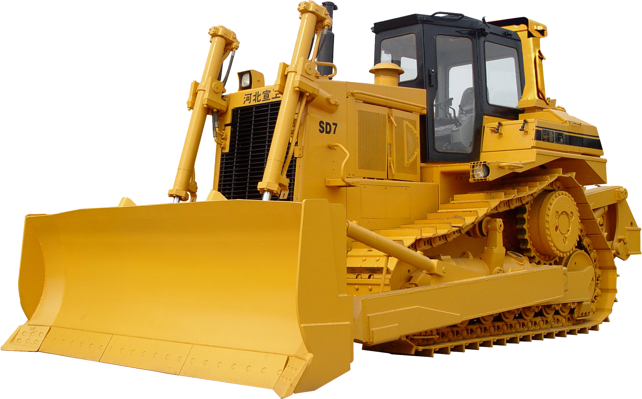 Bulldozer PNG - Bulldozer HD PNG