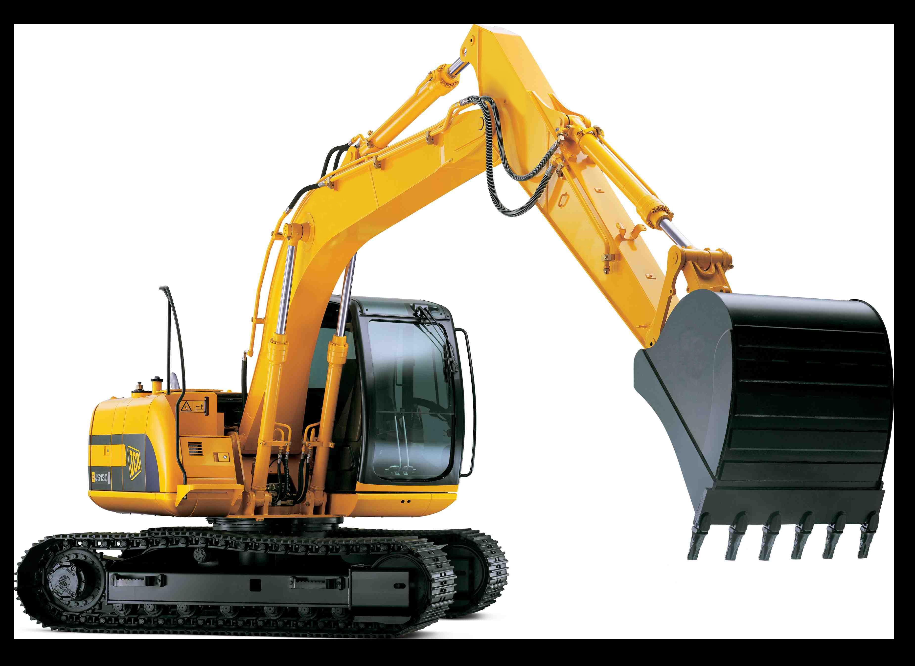 Excavator - Bulldozer HD PNG
