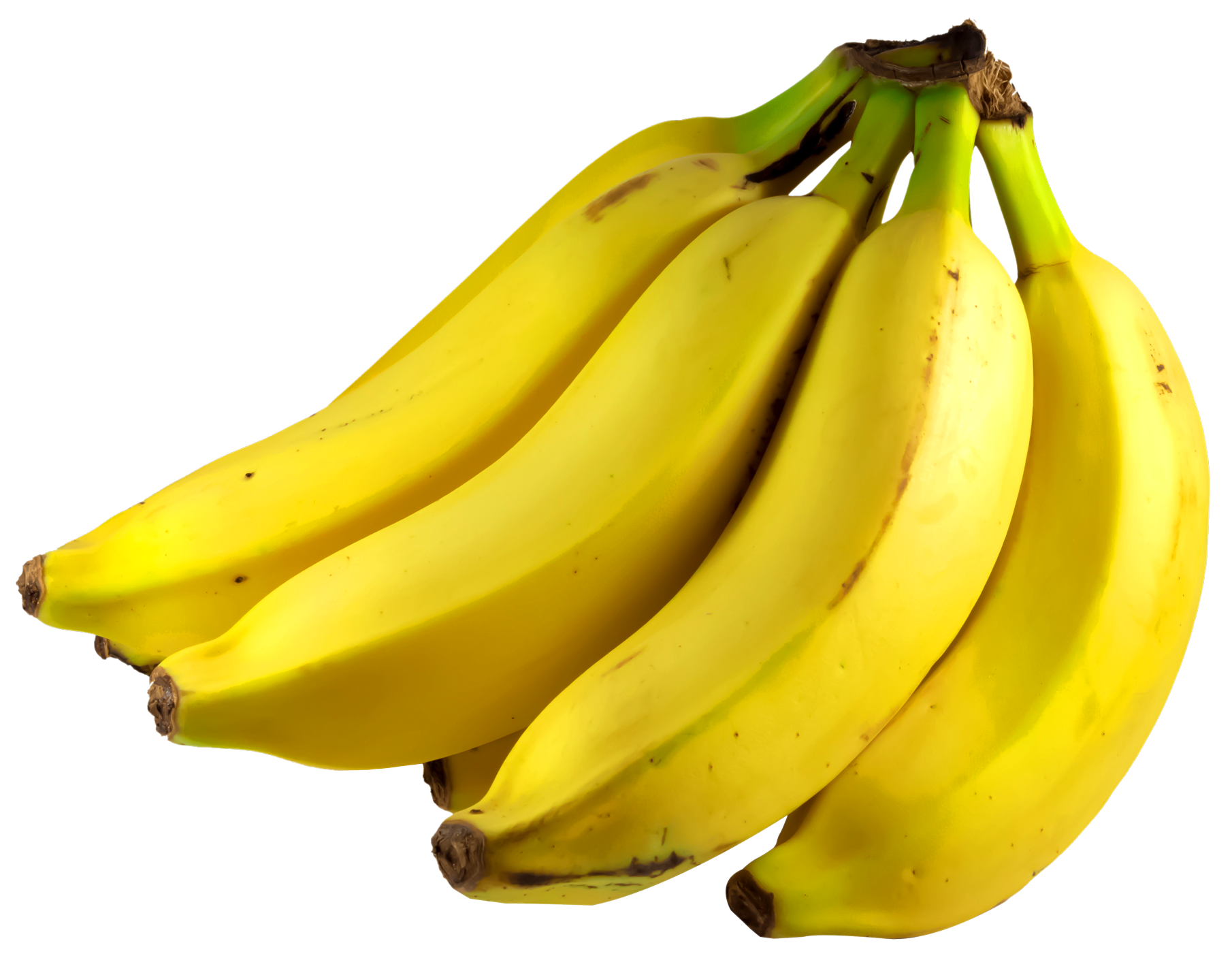 Bunch of Bananas PNG image