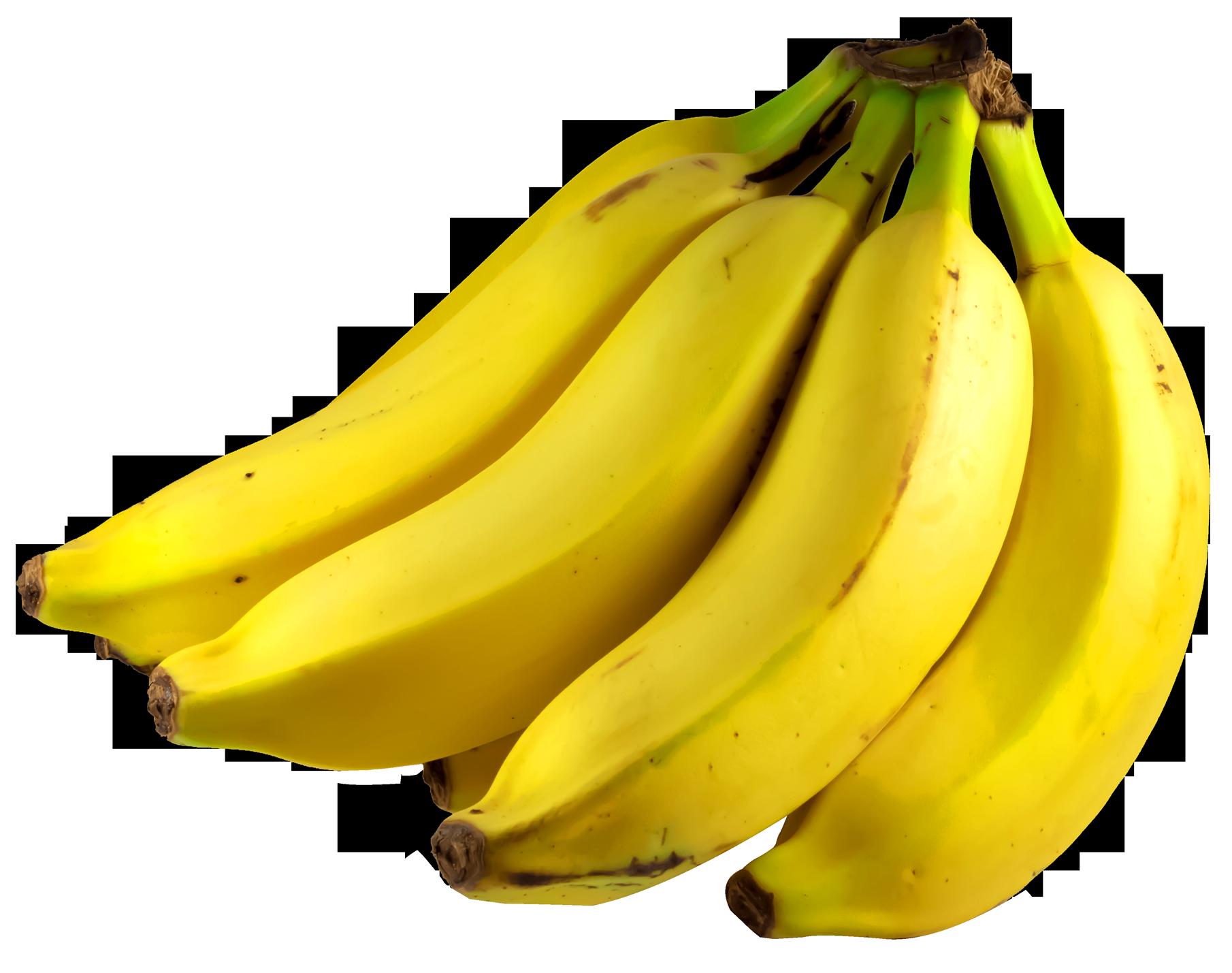 Bunch of Bananas PNG image - Banana PNG