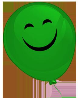 Bunte Luftballons PNG - 44217