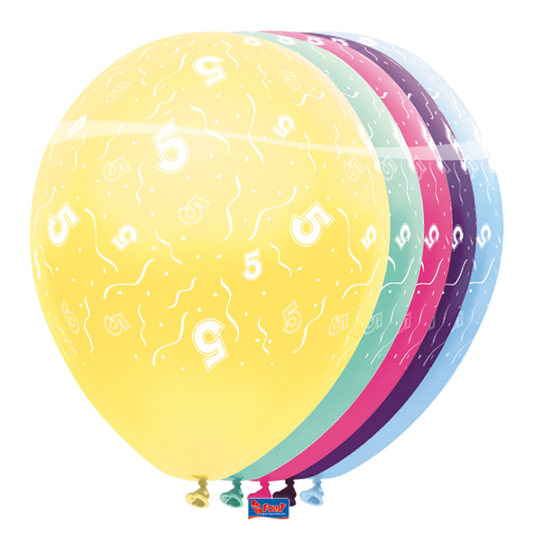 Bunte Luftballons PNG - 44219