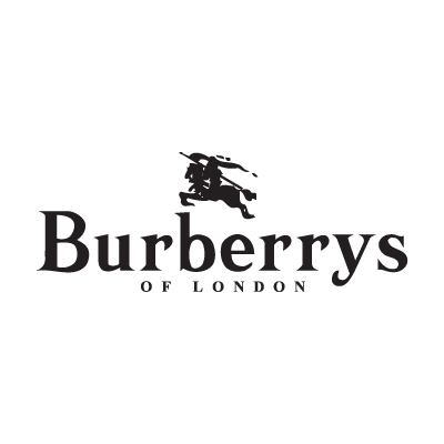 Burberry Clothing Logo PNG - 34697
