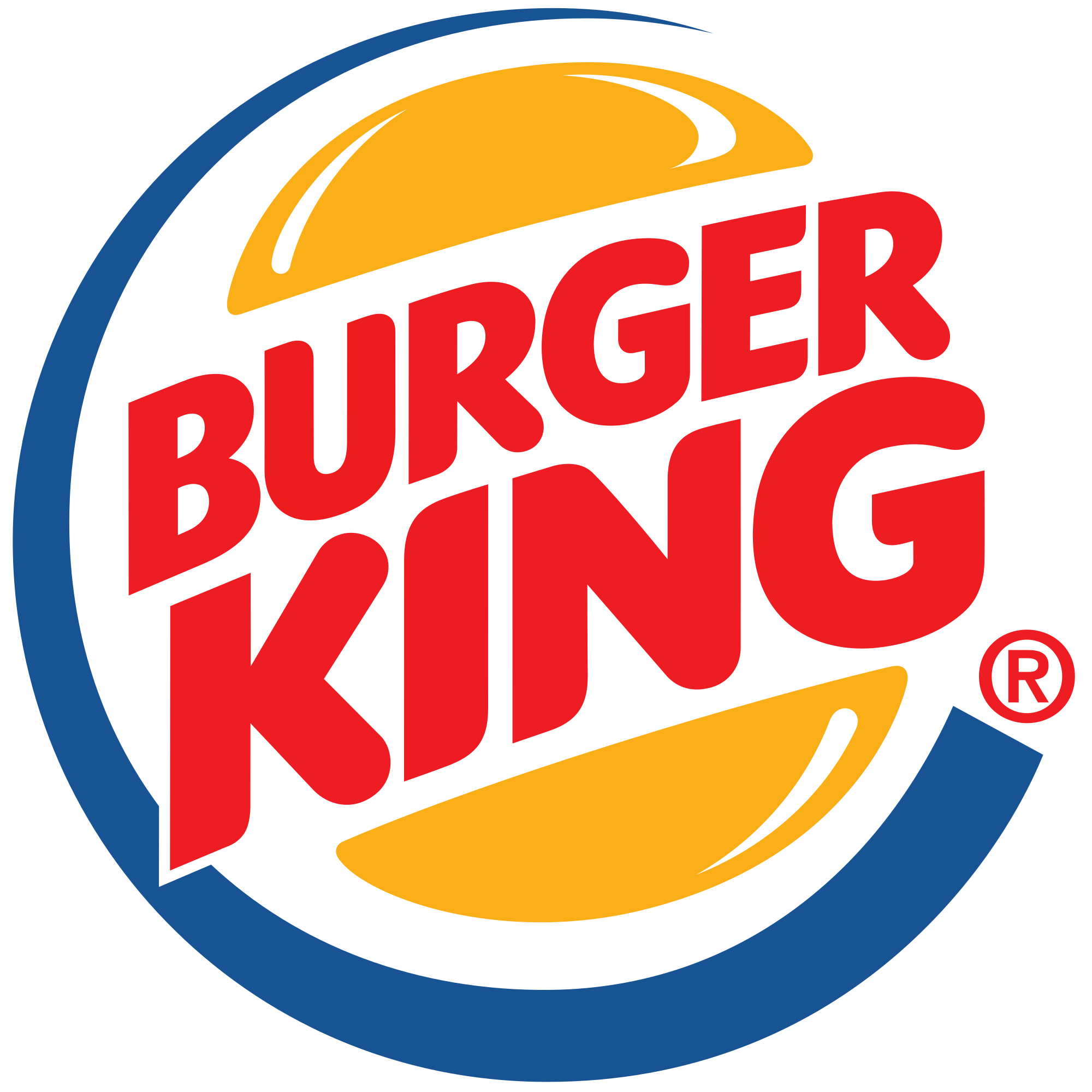 Burger King Format: PNG Image Resolution: 2000x2000. Size: 225 kb - Burger King Logo PNG
