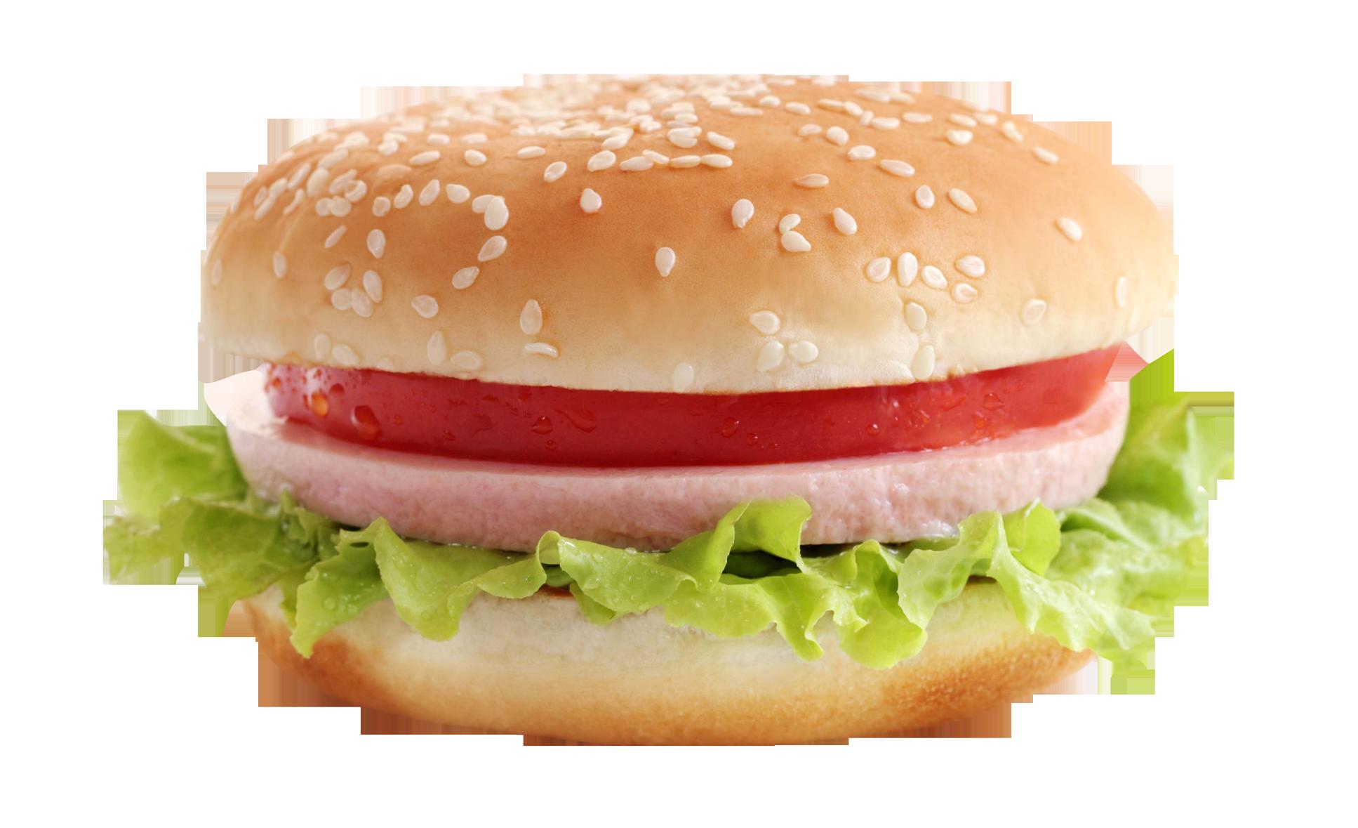 Burger PNG-PlusPNG.com-1935 - Burger PNG