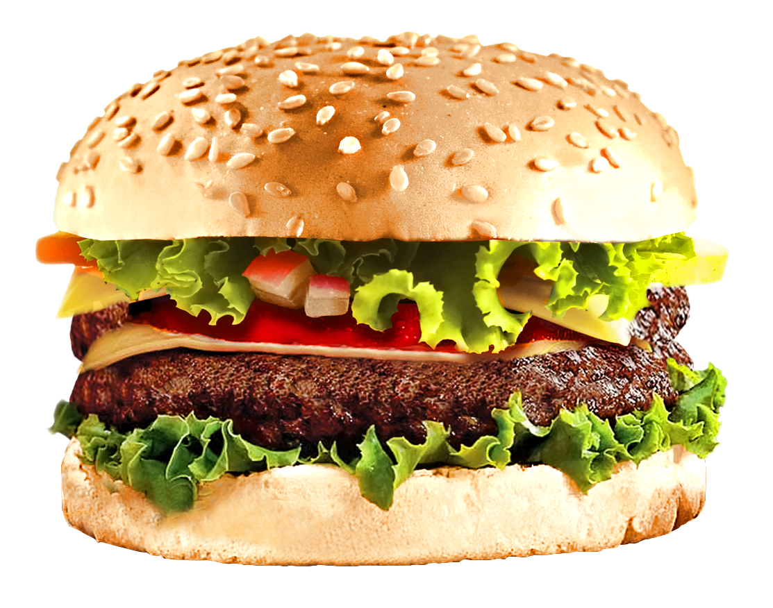 Burger Food PNG - Burger PNG