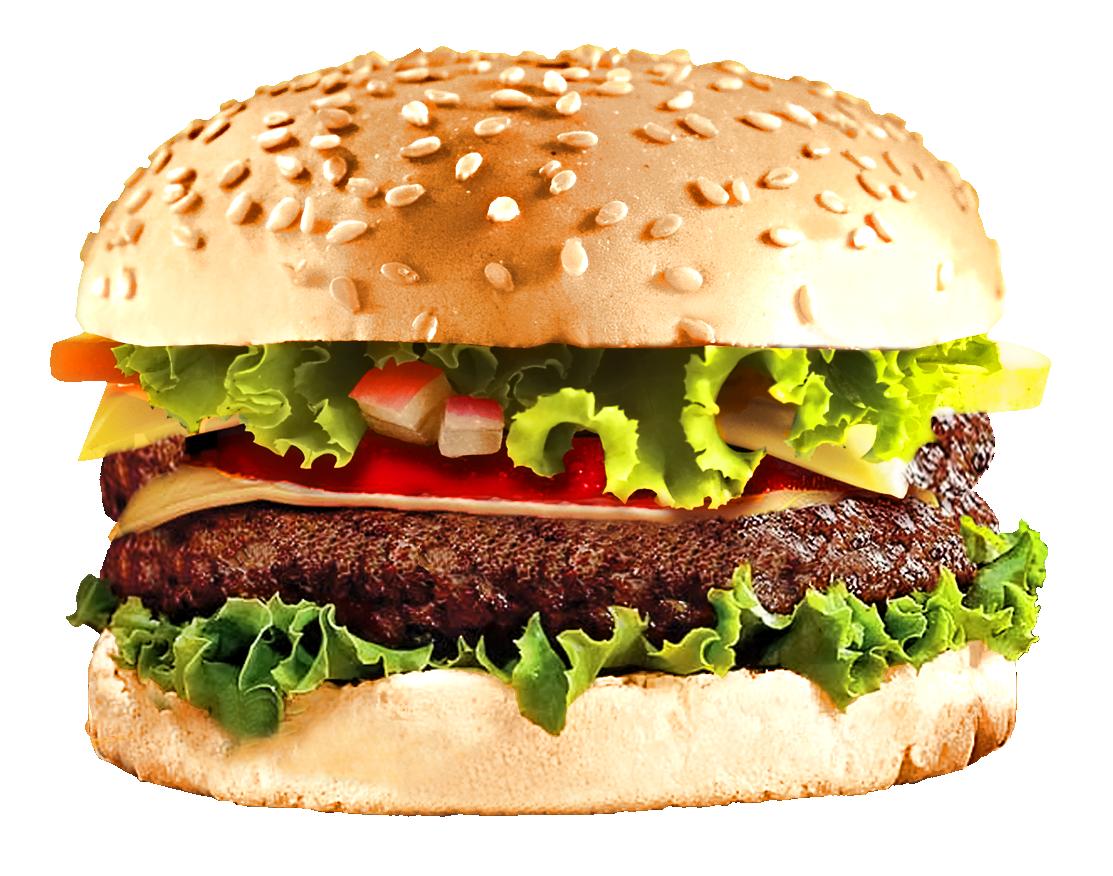 Burger Food PNG - Burger PNG HD