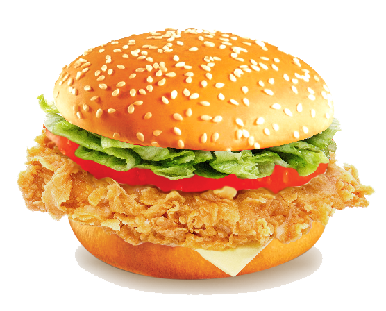 Burger PNG HD