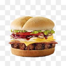 Steak Burger. PNG - Burger PNG